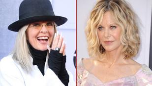Negyvenen túl is ugyanolyan szépek a színésznők Hollywoodban