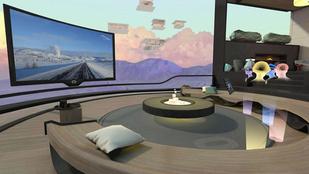 Egykor dorbézoltak, most VR-játékoznak a süllyesztett nappaliban