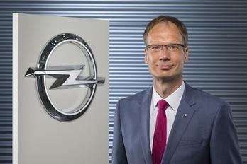 Új vezér az Opelnél