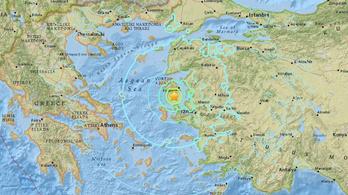 Halálos áldozata is van a 6,3-as földrengésnek