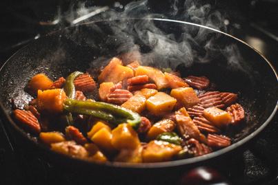 wok zoldseg