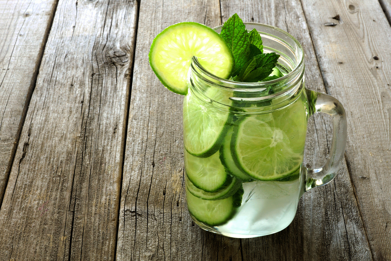 citromos uborkas fogyaszto viz