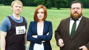 Lindsay Lohan megújultan és Ronald Weasleyvel tér vissza