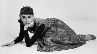 Vedd meg Audrey Hepburn kedvenc ruháját!