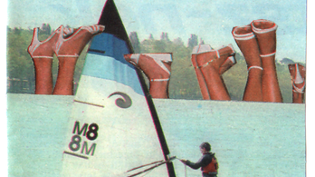 Egy csóró mexikói srác szörfözni indult