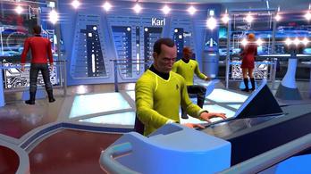 Az Enterprise kapitánya voltam