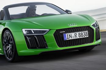 Már nagyon hiányzott: még erősebb Audi hajborzoló