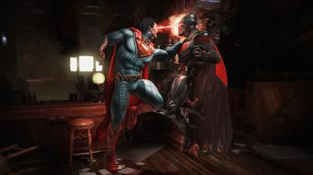 Superman megint dühbe gurul