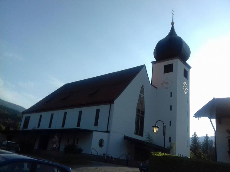 Egy kép Bad Feilnbach-ból