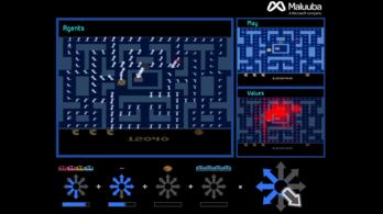 Már Pac-Manben is jobbak nálunk a gépek