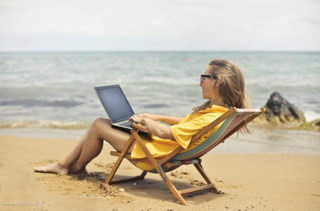 És akkor majd a strandon nyomkodom a laptopot, és fizetnek érte - mindenki erről álmodozik, de ez sajnos nem szokott összejönni