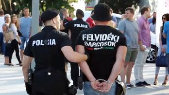 Magyar huligánok támadtak meg szlovák szurkolókat