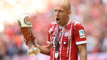 Robben: Közeleg a vége