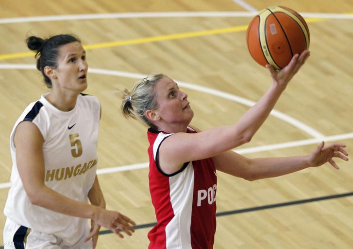 A magyar Varga Zsófia és a lengyel Katarzyna Dzwigalska 2011-ben