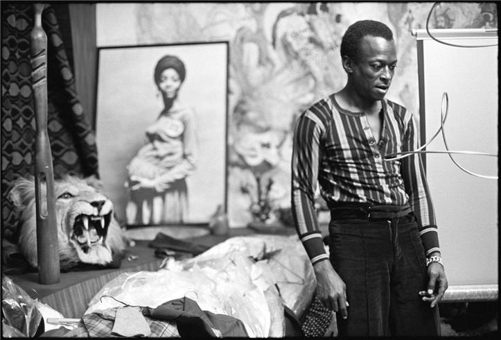 Miles Davis lakásában