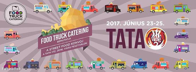 Food truck-ok is lesznek a fesztivál ideje alatt