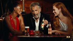 A Világ Legérdekesebb Embere sörről tequilára váltott
