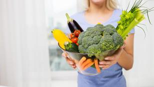 A vega étrend jobban fogyaszt, mint a kalóriamegvonás