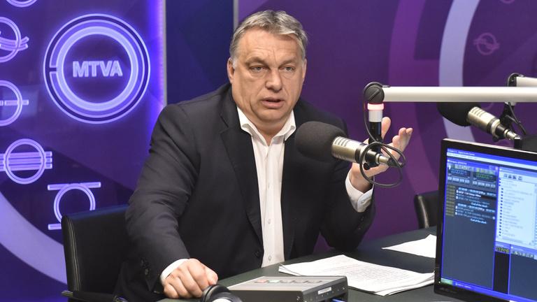 Orbán: Mohács után vagyunk, de a király nem fulladt meg