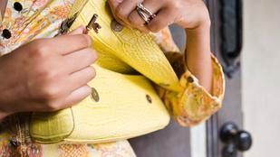 Egy nő átlagosan 80 napot csak a táskájában keresgélve tölt
