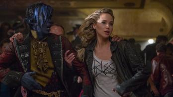 Jennifer Lawrence visszatér a következő X-Menbe