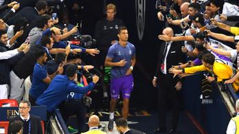 Ronaldo menekülne Spanyolországból, elhagyná a Realt?