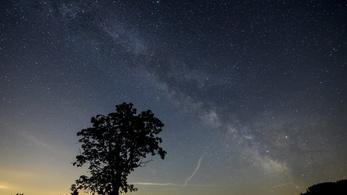 Ezüst rendű csillagoségbolt-park lett a Bükki Nemzeti Park
