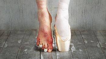 A táncosok legnagyobb ellensége és barátja: a spicc-cipő