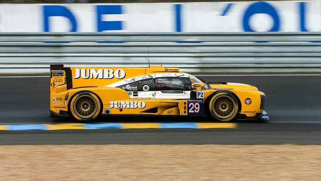 A Rubens Barichello-féle LPM2-es Dallara-kasznival