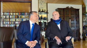 Orbán Viktor: Isten nyugosztalja a nagy öreget!