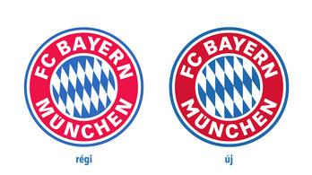 Megtalálja az összes különbséget a Bayern régi és új címere között?