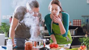 Így szabadulj meg a konyhádban kísértő kellemetlen szagoktól