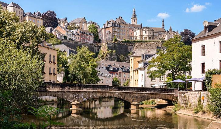 Luxemburg, ahol a legtöbb autó jut egy lakosra