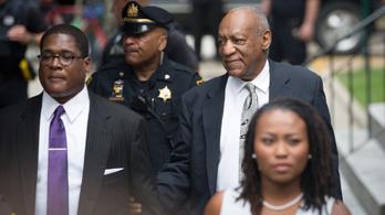 Nem tudtak dönteni az esküdtek Bill Cosby zaklatási ügyében