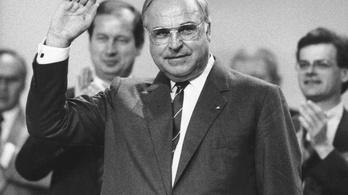 Helmut Kohl kaphat először a történelemben európai temetést