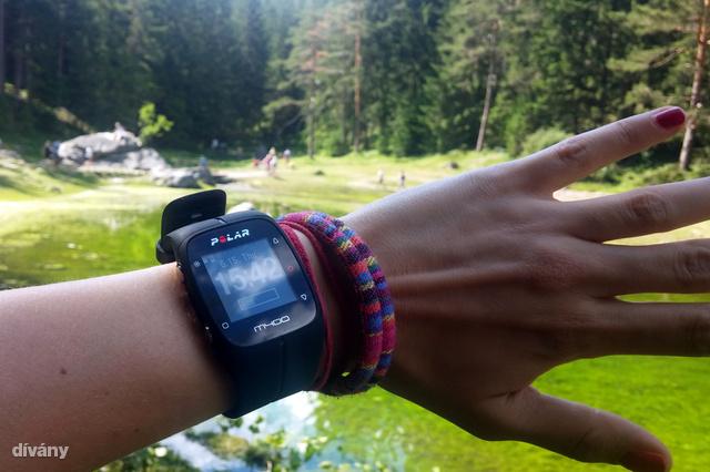 Az új futóórám: maradjunk annyiban, hogy a mögötte felsejlő osztrák táj egy picit szebb