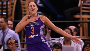 Rátgéber egykori játékosa a pontrekoder a női NBA-ban