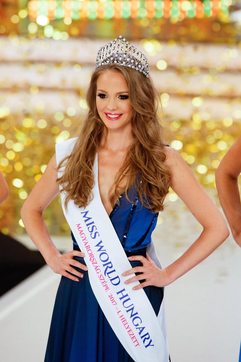 Koroknyai Virág a Magyarország Szépe - Miss World Hungary szépségverseny győztese.