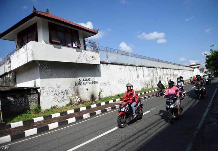 A Kerobokan börtön