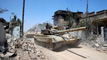 Körbezárták Moszul óvárosát, házról házra folytatódhat a harc