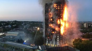 80-hoz közel jár a londoni tűzvész halálos áldozatainak száma