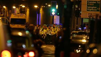Videó készült a londoni merénylő elfogásáról: puszit küldött az embereknek