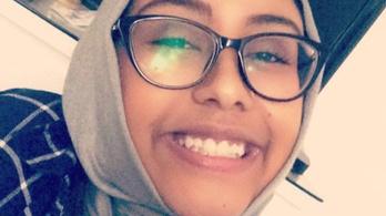 Mecsetből hazatérő 17 éves lányt gyilkoltak meg Washington közelében