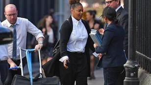 Janet Jackson 22 kilóval könnyebben jelent meg válása tárgyalásán