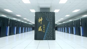 Újra kínai a világ leggyorsabb számítógépe