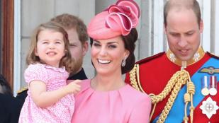 Katalin hercegné szerint is menő a rózsaszín