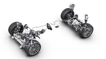 Ilyen az Audi legjobb futóműve