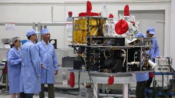 Óriási tudományos rekordot ért el Kína kvantumműholdja
