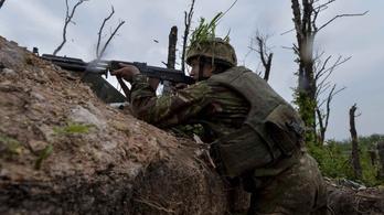 Hadiállapotot vezetne be Ukrajna Dombászban