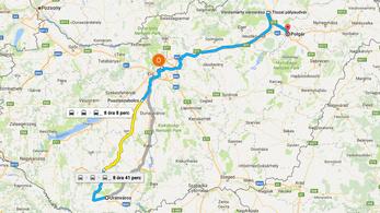 Ami mozog, azzal már tervez a Google utazástervező